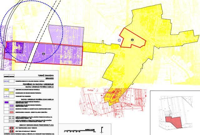 Prostorni plan uređenja Općine Viškovci II. izmjene i dopune - 4B Viškovci