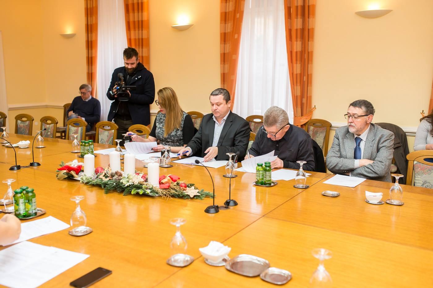 Potpisan sporazum o sufinanciranje katastarske izmjere